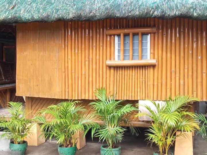Mangahan kubo 2 with Aircondition