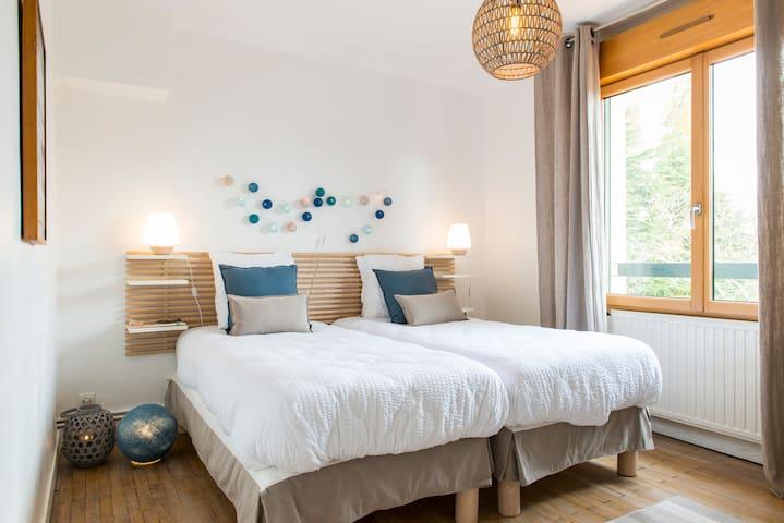 LES 5 SENS proche de Nantes et coeur du Vignoble - Haute-Goulaine - Huis