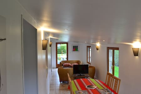 chambre chez l'habitant - Grainville-la-Teinturière