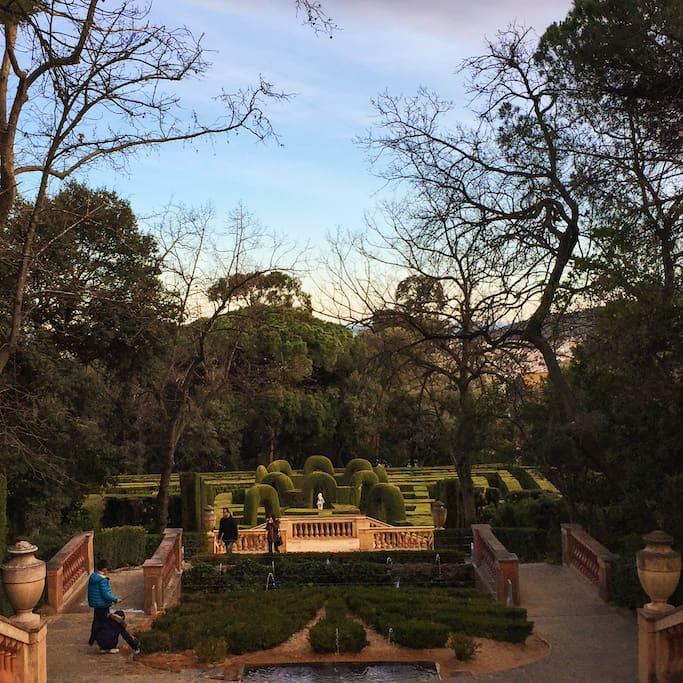 Bilde av Laberint d'Horta Park