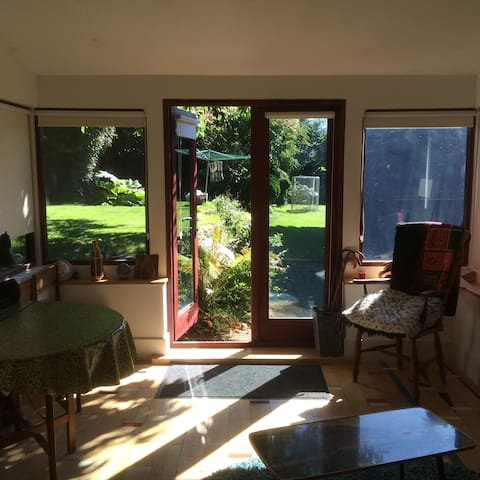 Unique Artists studio with a private garden. - Pewsey - Andet
