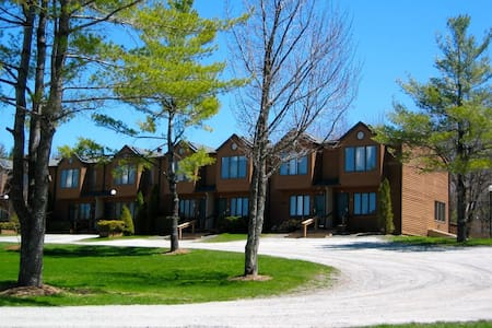 Gorgeous 1 bed condo 5 minutes from Windham Mtn - Windham - Kondominium