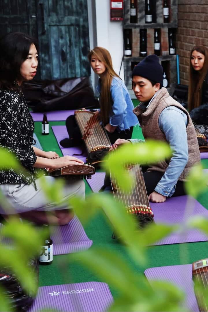 한국 전통 악기 가야금