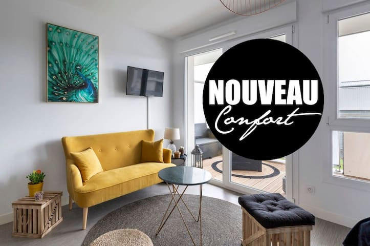 P5 BNB Confort- Cozy / downtown residence