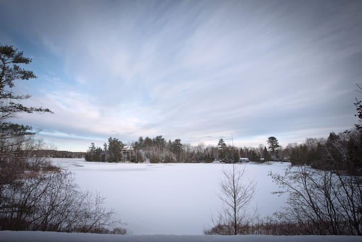 Waterfront Lac Sinclair