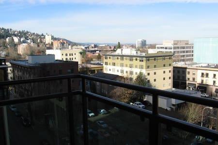 Cozy Downtown Portland Penthouse!!! - Portland - Osakehuoneisto