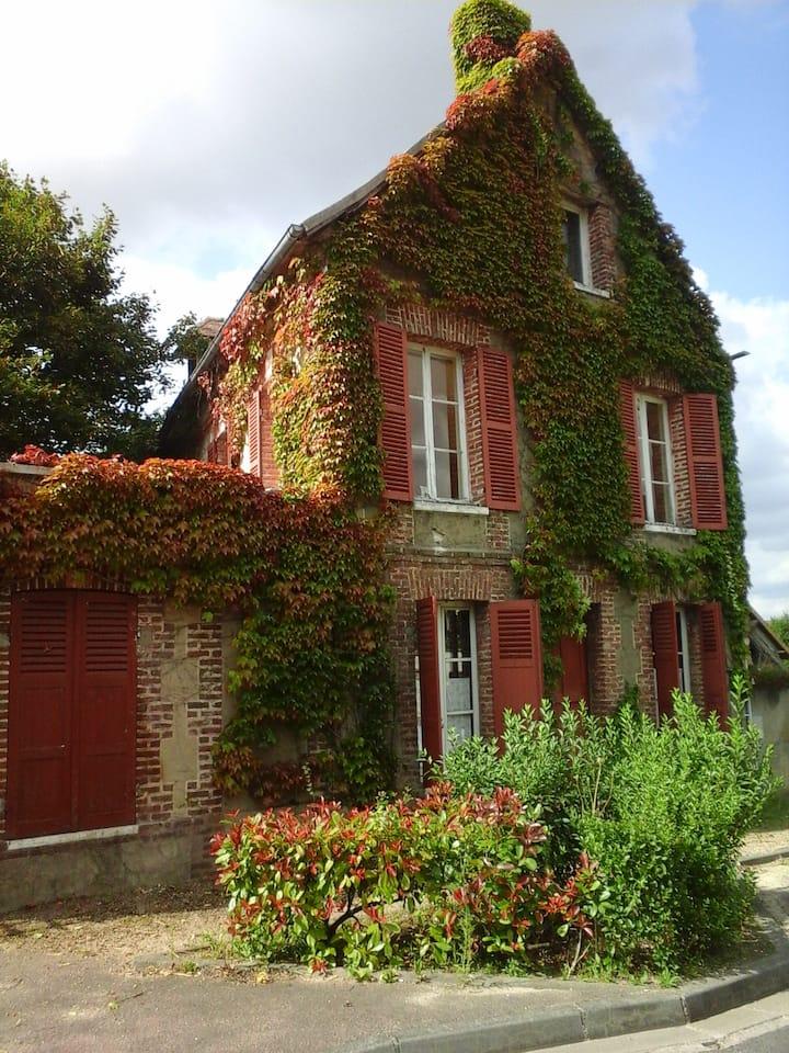 Maison Familiale normande (1h15 de Paris)
