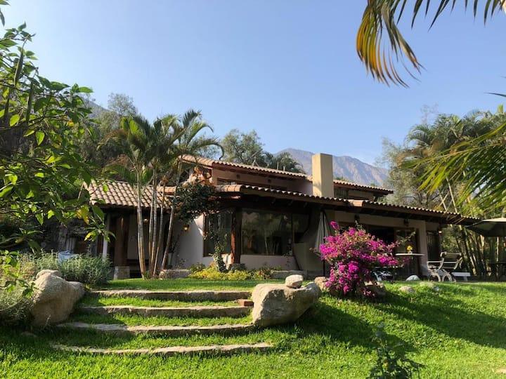 Hermosa Casa de Campo Santa Eulalia