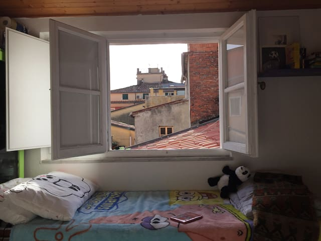 Soffitta di Mingyue - Carrara - Loteng Studio