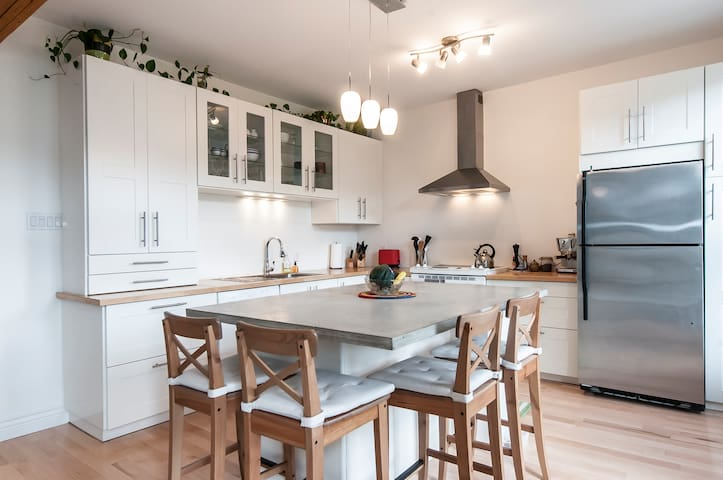 Nice and well-situated apartment - Montréal - Appartement