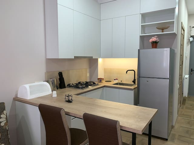 TOMASO apartement is great place for family.
