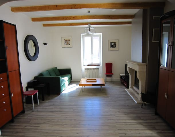 LA ROCHELLE House 100m² 120sq yd. weeks / weekends - Croix-Chapeau - House