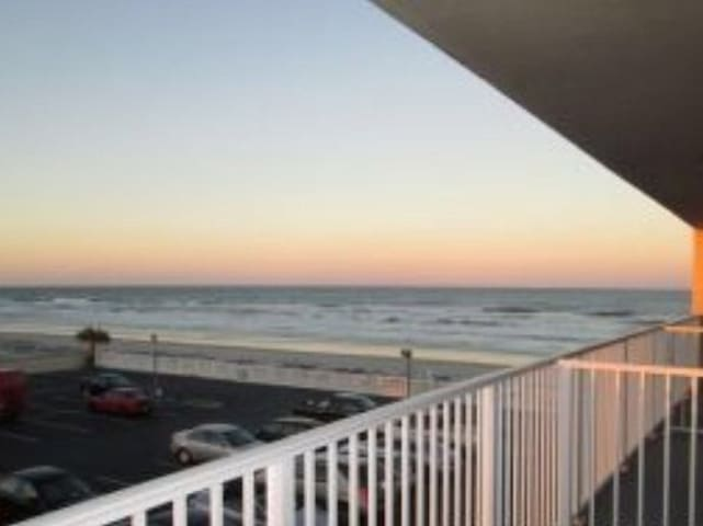 Affordable - Private Condo overlooks Beach