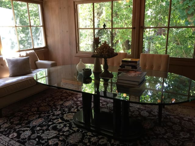 fabulous retreat in madrone canyon - Larkspur - Huis