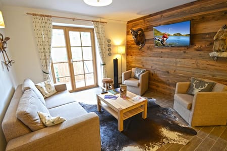 Residence Kristall - TOP 7 - Saalbach - Daire