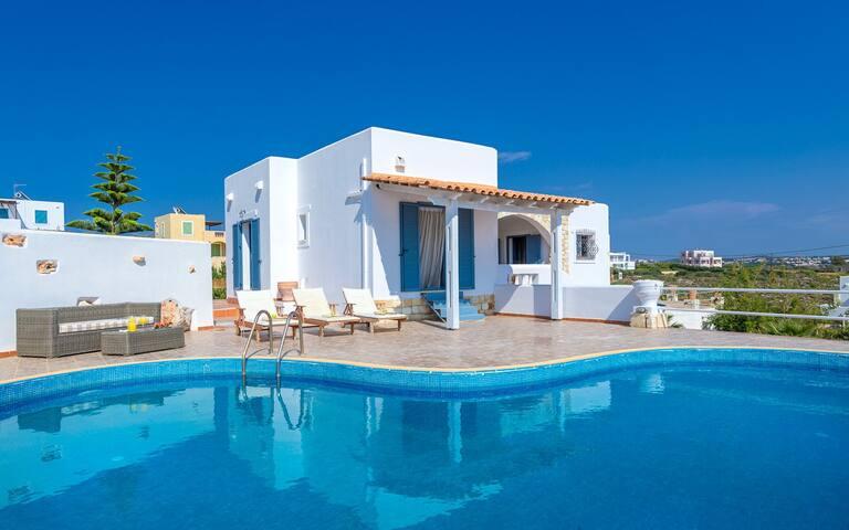 Premium Villa Irida - Chorafakia - Villa