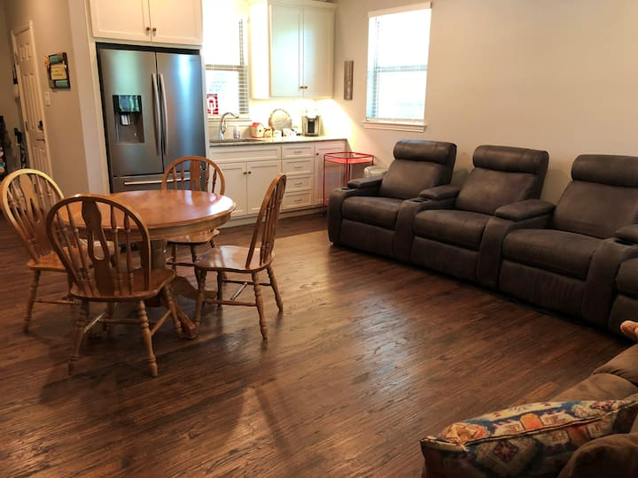 ♫ Private Retreat.Ace Location near I-35/UNT/TWU