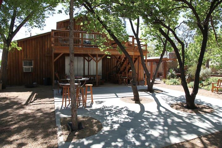 Fort Davis Cow Camp - The Loft