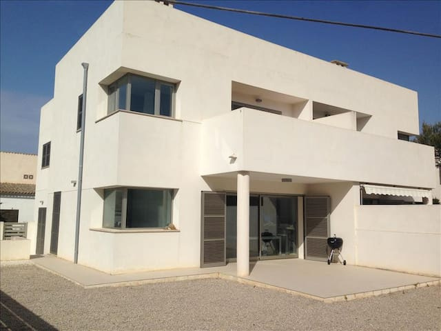 Ventfort. Modern house near the beach. - Son Serra de Marina - Ház