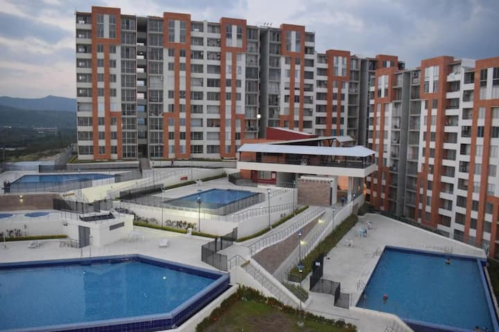 Espectacular Apartamento en Girardot vía El Peñon