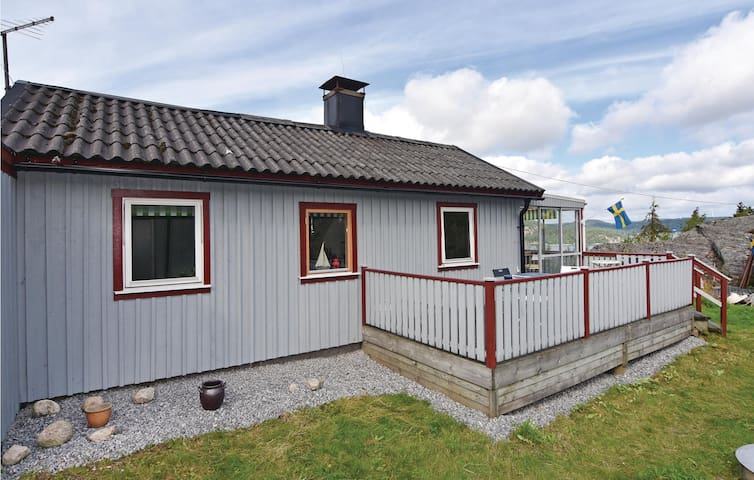 Holiday cottage with 2 bedrooms on 64 m² in Henån