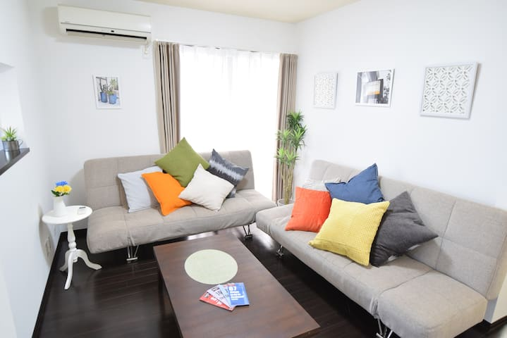 *OPEN SALE*7min station-Shinjuku(新宿)spacious apt#2 - Shinjuku - Haus
