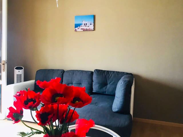 Garden apartment Margherita