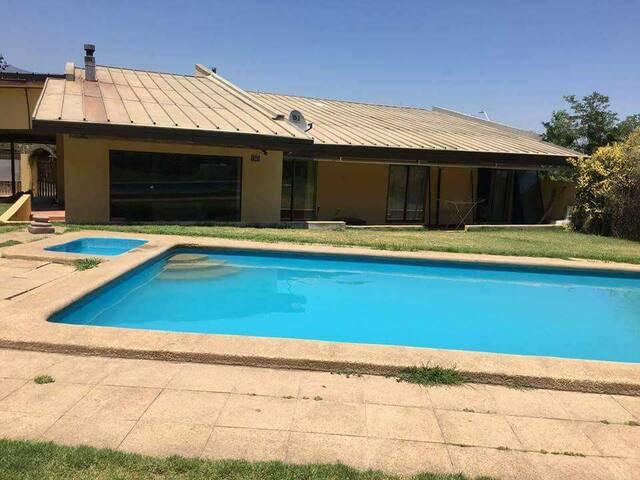 Hermosa Casa para 8 personas en Olmue