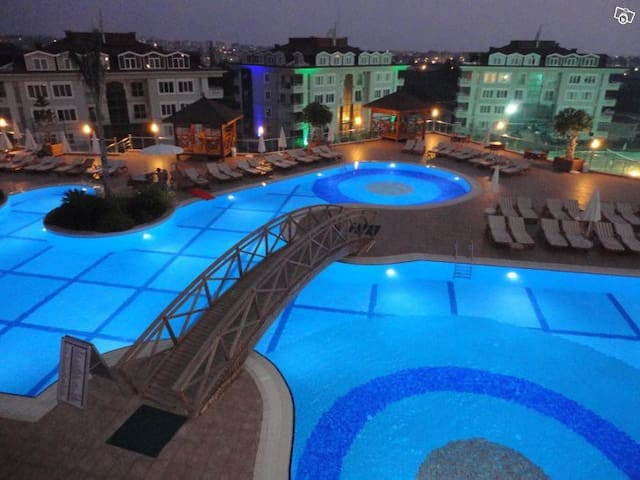 Modern apartment in Alanya Turkey - Alanya - Pis