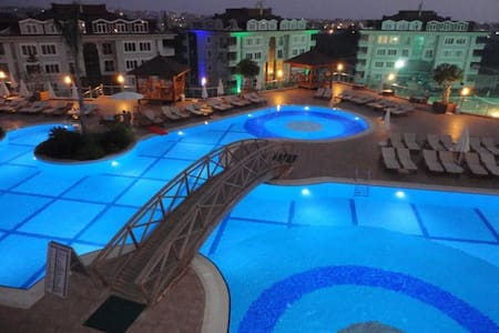 Modern apartment in Alanya Turkey - Alanya - Apartament
