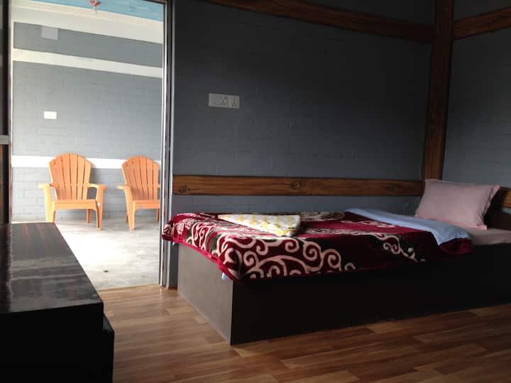 Shivalaya Ashram - Brahma Room
