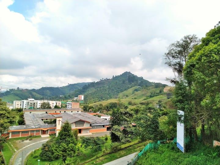 Sierra Verde - Near Termales de Santa Rosa