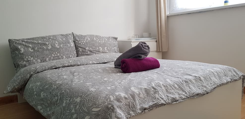 Double Room in Brick lane (b)