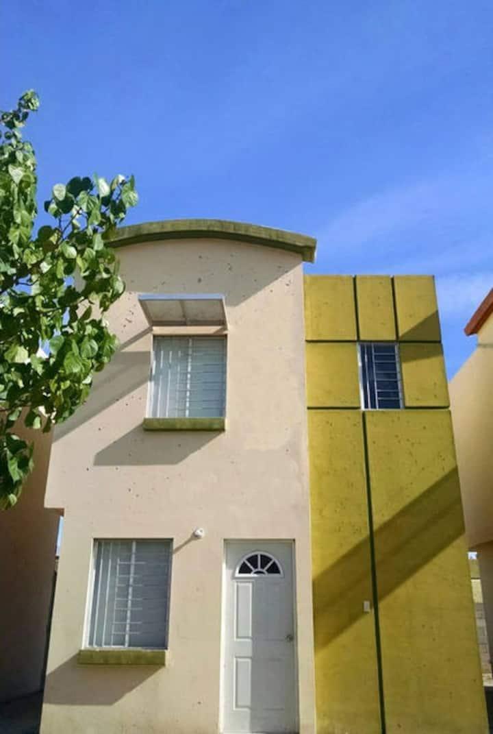 Cómoda casa en Residencial Privado.