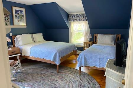 Blue - James Place Inn