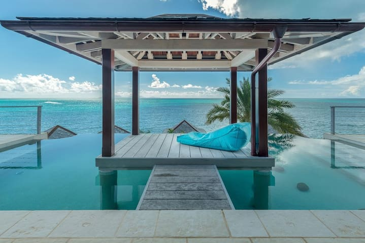Unique Caribbean Secluded Open Air Villa 1 Bedroom
