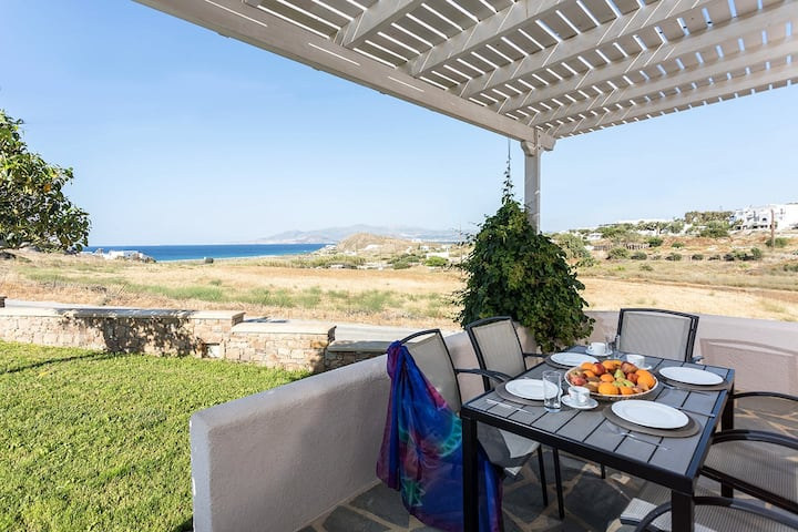 Naxos Relaxing Sea View Villa with Pool 6