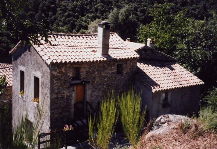 Gite rural en Cévennes méridionales  Pays Viganais