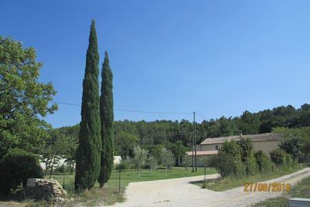 Le verger de l ubac - Bollène - Apartment