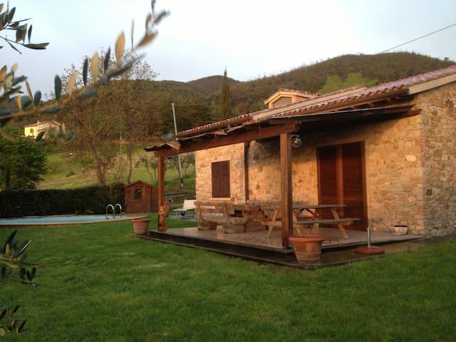 Villa Lupaia - Castellina Marittima - Villa