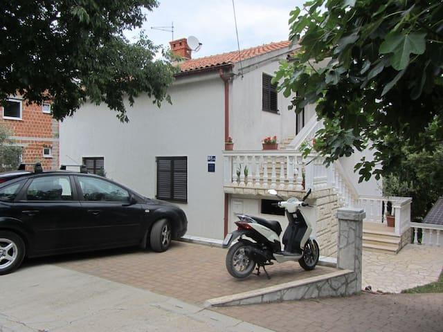 Studio apartment 5960 SA1(2) Malinska, Island Krk