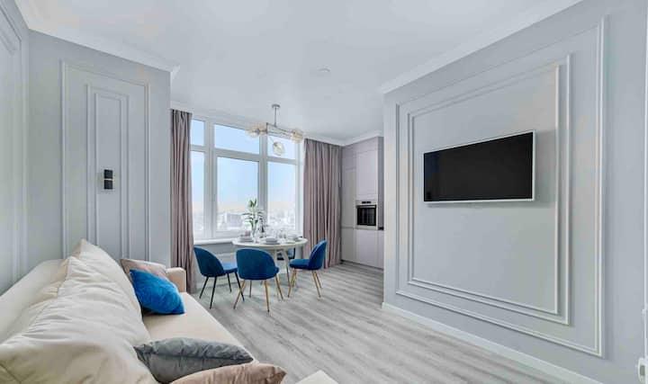 New cozy flat