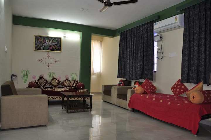 Ac 2BHK Apartment