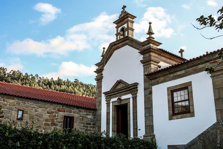 Solar Douro Miragaia - Suite Camomila