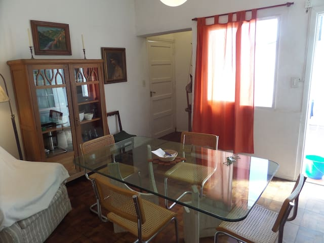 Departamento centrico totalmente equipado en Lujan - Luján - Apartamento