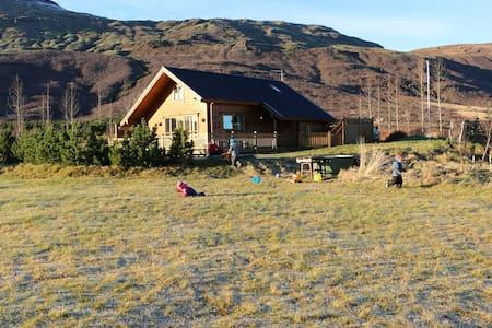 Cosy country cabin - Bláskógabyggð