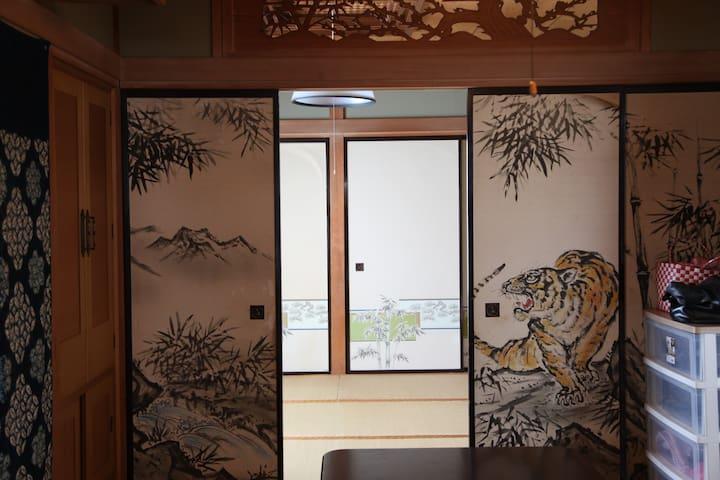 MAKKARI Guest house NAGOMI 3FUTON room - Makkari-mura