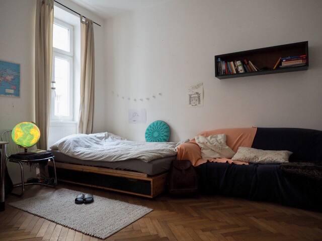 Pretty private room in Vienna City Center