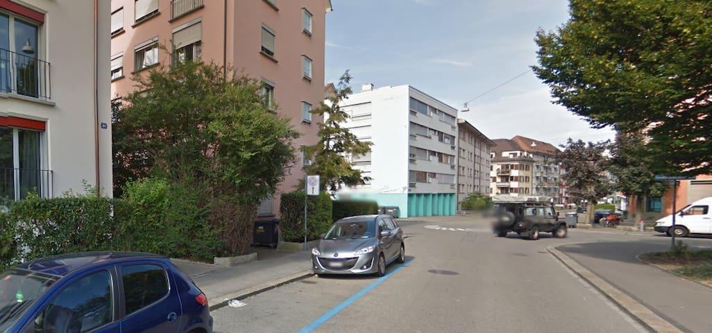 Studio in Central Zurich