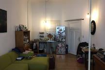 2 Zimmer Wohnung Neukölln nah am Tempelhofer Feld